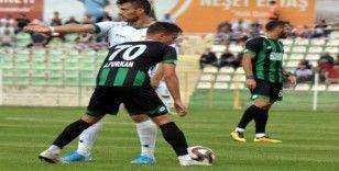 TFF 2. Lig: Kırşehir Belediyespor: 0 - Sakaryaspor: 0