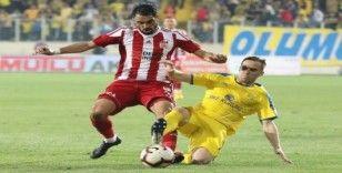 Sivasspor ile Ankaragücü 17. randevuda