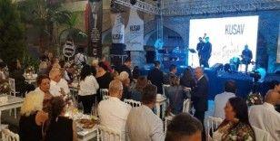 Kuşadası'nda Altın Güvercin Kültür Sanat ve Tanıtım Vakfı kuruldu