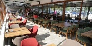 Anadolu Hastanesi önündeki kafeteryayı artık Odunpazarı işletiyor