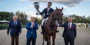 Binicilikte Cumhurbaşkanlığı Kupası sahibini buldu