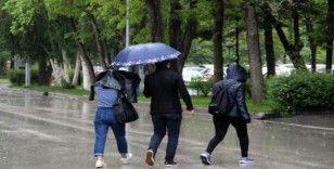 Doğu Karadeniz'de gök gürültülü sağanak yağış etkili olacak