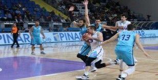 Basketbol Süper Ligi: Afyon Belediye: 78 - Türk Telekom: 82