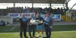 Belediye Kütahyaspor'da liderlik sevinci