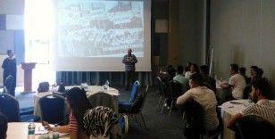 UNICEF Akran Mentörlüğü Projesi öğrenci bilgilendirme toplantısı yapıldı