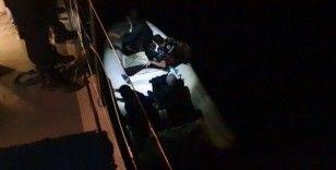 Datça'da 7 düzensiz göçmen yakalandı