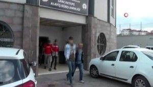 Pakistanlı şahsı kaçırıp 15 bin Euro fidye isteyen şahıslar yakalandı