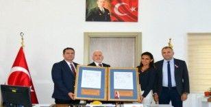 Eskişehir Şehir Hastanesi'ne 2 önemli unvan