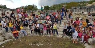 BİLSEM Stratonikeia'da ders başı yaptı
