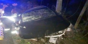 Köyceğiz'de kaza: 1 ölü