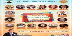Ardahan'da kültür-sanat günleri