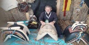47 yıllık semerci İstanbul'da Kula'yı temsil etti