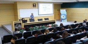 SAÜ'de İnsan Kaynakları ve Kariyer Topluluğu toplantısı