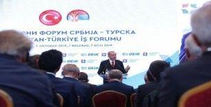 """Cumhurbaşkanı Erdoğan: """"Sırbistan ile sahip olduğumuz vizyon birliği bölge için büyük bir fırsattır"""""""