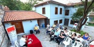 Nilüfer'in ilham veren evleri