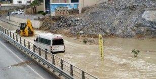 Aydın'ın kıyı kesimlerine şiddetli yağış uyarısı