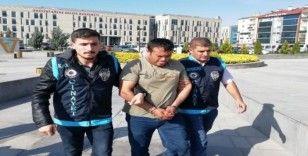 Karısını öldüren şahıs tutuklandı