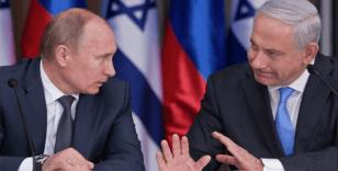 Netanyahu ile Putin'den telefon görüşmesi