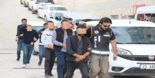 Elazığ'da tefeci operasyonu: 4 şüpheli yakalandı