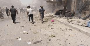 Çobanbey'de patlama: 8 yaralı