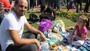 Boyoz Festivali'nde 30 bin boyoz yendi