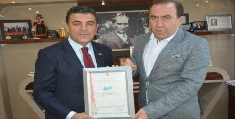 ATSO ile Ardahan Belediyesi arasında marka lisans sözleşmesi imzalandı