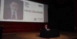 GKM'de yeni sezonun ilk konuğu Mustafa Ağırman