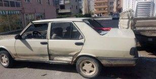 Bozüyük'te trafik kazası: 1 yaralı