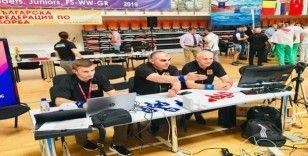 Malatyalı güreş hakemi Ilkım'a uluslararası görev