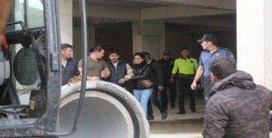 Tekirdağ'da intihar girişimi
