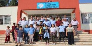 Öğretmenler istedi, Başkan Gültak ekipleri harekete geçirdi