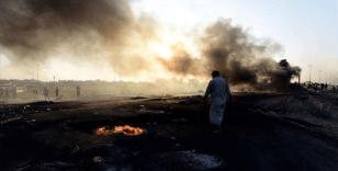 Bağdat'ın Sadr bölgesindeki gösterilerde 15 kişi öldü