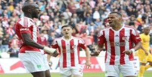 Sivasspor 6 futbolcusuyla 12 kez gol sevinci yaşadı