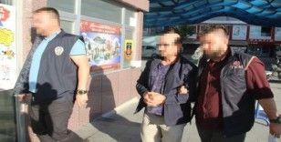 Konya'daki FETÖ operasyonunda 10 şahıs tutuklandı