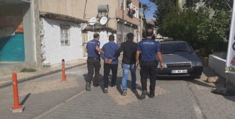 """""""Dur"""" ihtarına uymayan cezaevi firarisi yakalandı"""