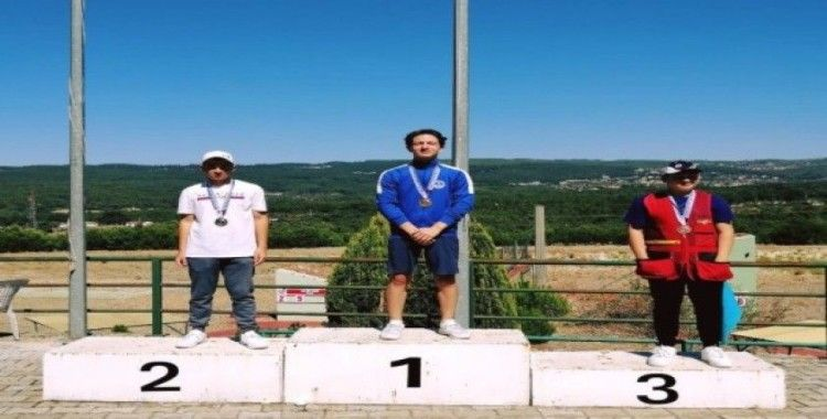 Kağıtspor'da atıcılığa yeni bir yıldız kazandırılıyor