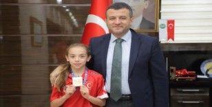 """Başkan Doğan: """"Sporcularımıza desteğimiz sürecek"""""""