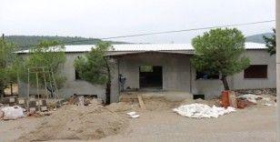 Yunusemre Belediyesi Maldan Sosyal Tesisleri'nde sona yaklaşıldı