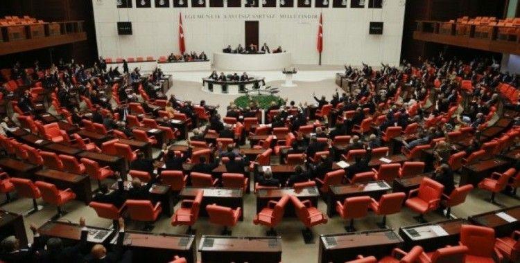 Suriye ve Irak tezkeresi TBMM Genel Kurulunda kabul edildi