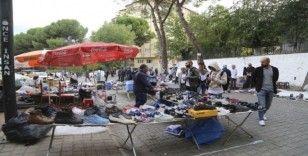 Efeler Belediyesi Bit Pazarı'nda düzenleme yaptı