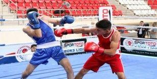 Türkiye Büyük Erkekler Ferdi Boks Şampiyonası Erzincan'da başladı