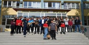 Bakan Selçuk'un çağrısı karşılık buldu, Isparta'da okullarda köpek sahiplendirme çalışması