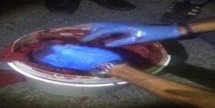 Kayseri'de 1 kilo 290 gram toz esrar maddesi ele geçirildi