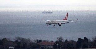 Hava yoluyla 9 ayda 161,5 milyon yolcu taşındı