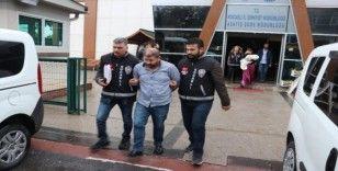 Girdikleri evden çocukların kumbaralarını çalan 3 hırsız yakalandı