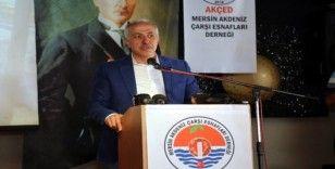 """Gültak: """"Üç yıl içinde Akdeniz'den giden kurumları tekrar merkeze taşıyacağız"""""""