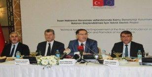 """Ombudsman Malkoç: """"Bize yapılan 17 bin 517 başvurudan 17 bin 500'ünü karara bağladık"""""""