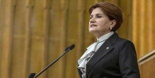 İYİ Parti Genel Başkanı Akşener: Türkiye'yi tehdit etmek diplomatik bir rezalettir