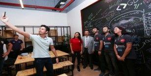 Denizli Hackerspace ortak çalışma alanı yeniden hizmete açıldı
