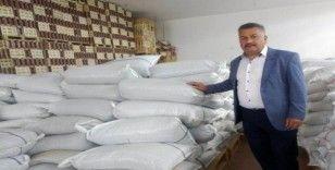 Buldan'da kurum üzüm üreticilerinin imdadına TMO yetişti